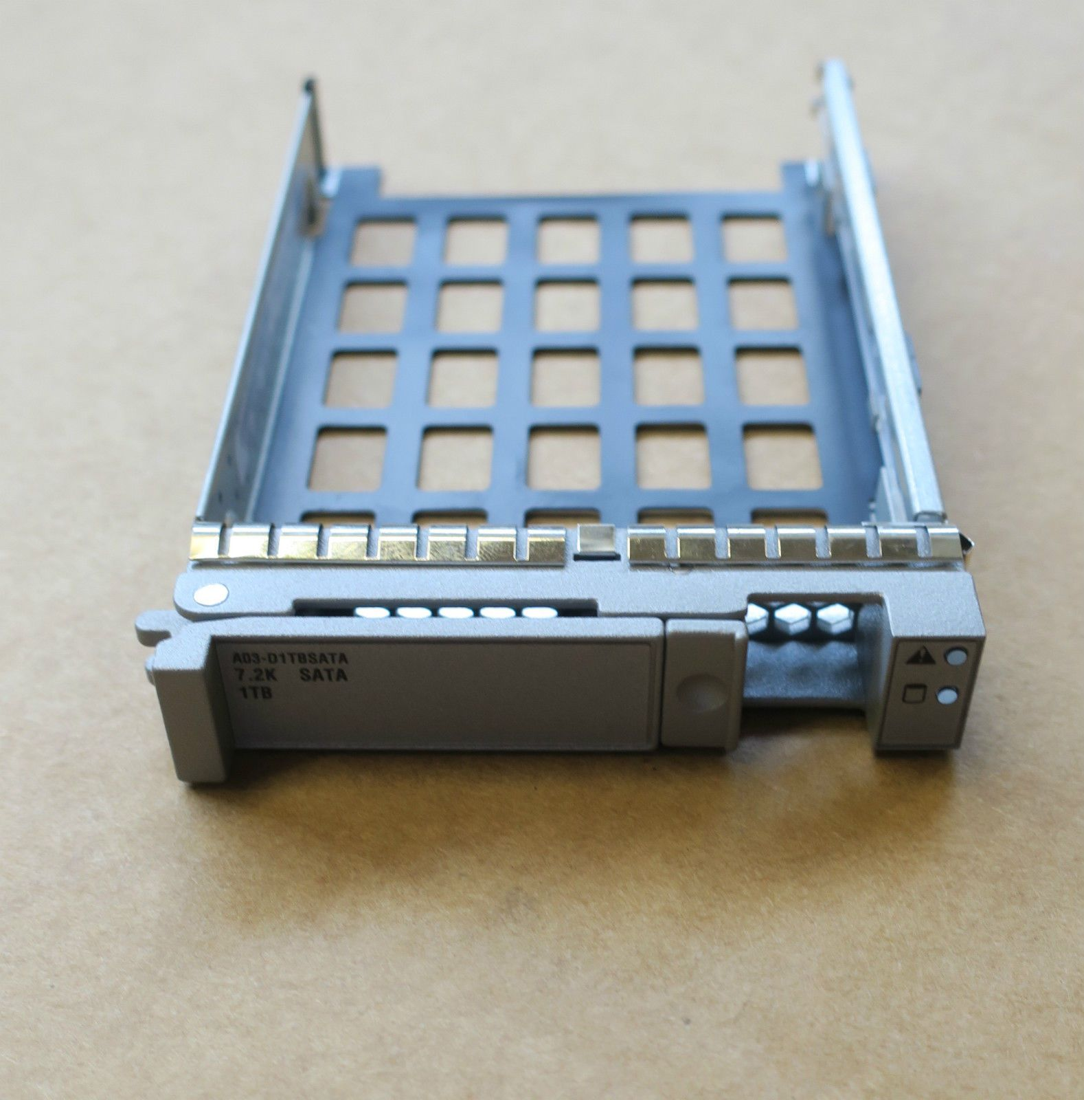 New Cisco 2.5 Hard Drive Tray HDD Disk Caddy Bracket 800-35052-01 ...